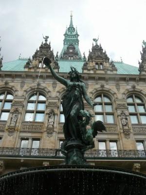 021 Hamburg Rathaus