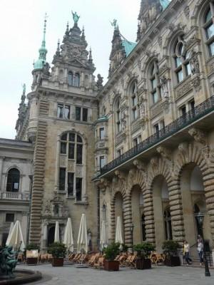 025 Hamburg Rathaus
