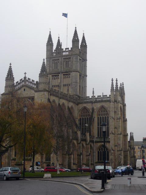 036 Bath Abbey