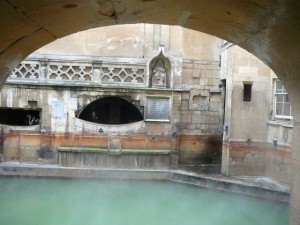049 Bath - Roman Baths