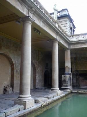 051 Bath - Roman Baths