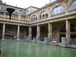 057 Bath - Roman Baths