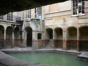 059 Bath - Roman Baths