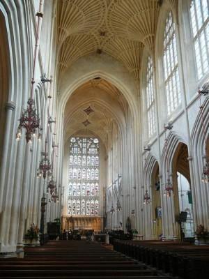 068 Bath Abbey