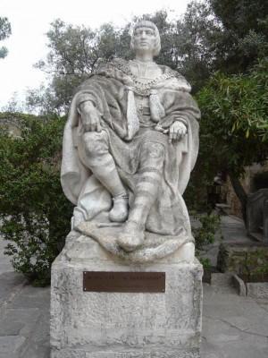 068 Portugese koning Manuel I