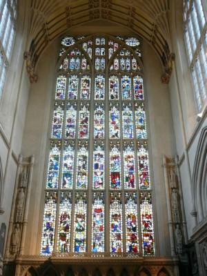073 Bath Abbey