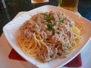 073 spaghetti Thunfisch