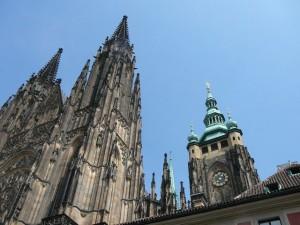 096 Praagse Burcht - St. Vituskathedraal