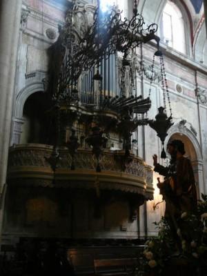 097 het orgel van de kathedraal Sé