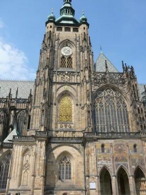 100 Praagse Burcht - St. Vituskathedraal