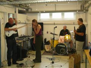 108 DOOT in rehearsal room