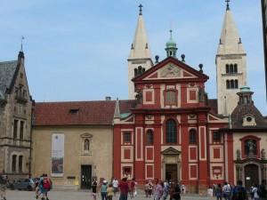 120 Praagse Burcht - St. Jorisbasiliek