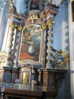127 Praagse Burcht - St. Jorisbasiliek