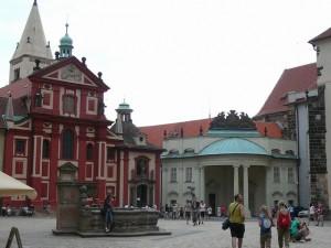 137 Praagse Burcht - St. Jorisbasiliek en Lobowitzpaleis