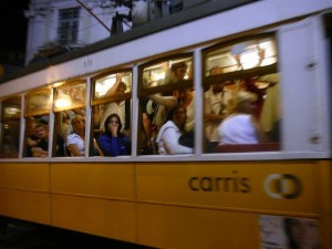 143 de laatste tram 28 van vandaag