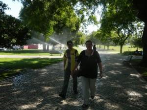 164 park bij het Praça do Império