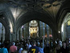 171 Mosteiro dos Jerónimos - de Igreja de Santa Maria