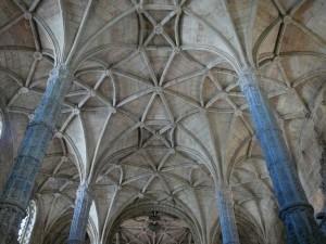 173 Mosteiro dos Jerónimos - Igreja de Santa Maria