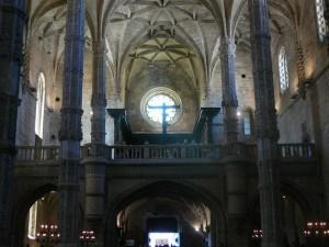 175 Mosteiro dos Jerónimos - Igreja de Santa Maria