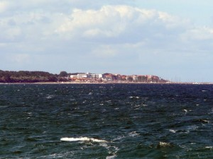 176 Kuehlungsborn - from the pier