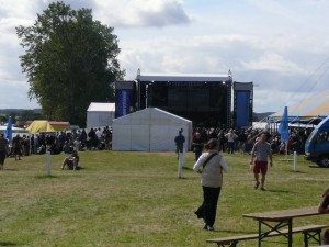 184 festival area
