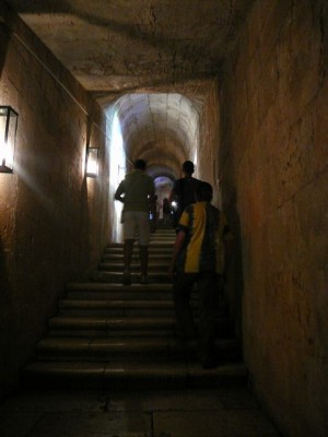 191 Mosteiro dos Jerónimos - kloostergang