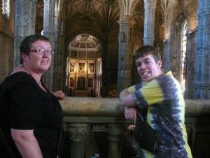 193 Mosteiro dos Jerónimos - Igreja Santa Maria