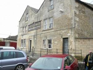199 The George in Bradford-on-Avon