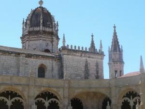208 Mosteiro dos Jerónimos - kloostergang