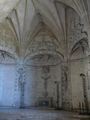 211 Mosteiro dos Jerónimos - kapittelzaal