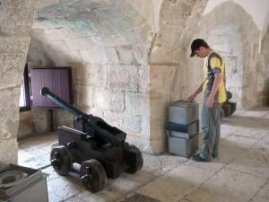 248 Torre de Belém - wapenkamer