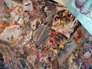 266 Slot Troja - Fresco's in de Grote Zaal