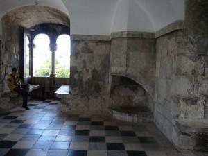 269 Torre de Belém - tweede verdieping