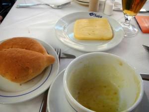 282 bazbos queijo en pàn en soep