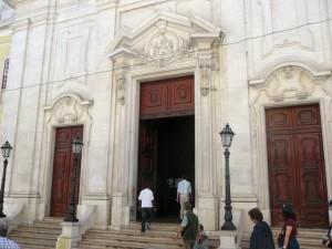 325 Basílica dos Mártires in de Rue Garett