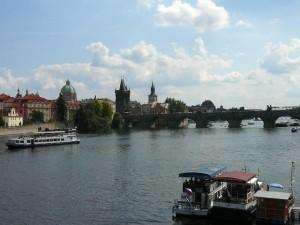 369 Karelsbrug en Oude Stad