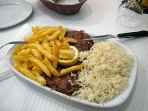 419 bazbo's dinner