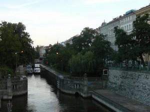 439 De Moldau - de sluis