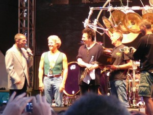 469 Bobby Martin and Terry Bozzio become members of honour of the Arf Society