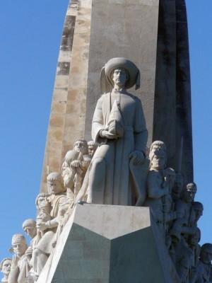 549 Monument der Ontdekkingen