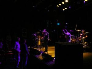Frank Carillo & The Bandoleros - Gigant, Apeldoorn - September 4, 2009