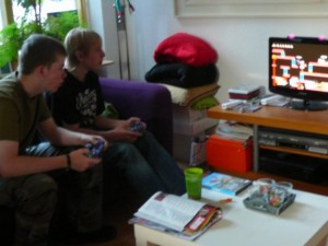 Luuk & Freek play Xbox