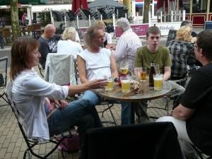 hidihi, Auke, Luuk & E - De Graaf van Vlaanderen - 19 september 2009