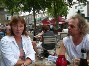 hidihi & Auke - De Graaf van Vlaanderen, Apeldoorn - 19 september 2009