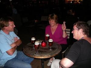 Robert, Marja & E - De Graaf van Vlaanderen, Apeldoorn - 19 september 2009