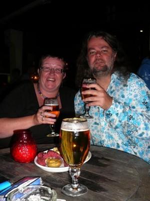 E & bazbo - 19 jaar getrouwd - De Graaf van Vlaanderen, Apeldoorn - September 19, 2009