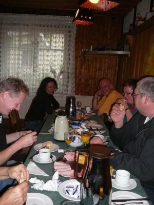 24 Breakfast with Paulu$, BaldHeadedJohn, Magdalena, ModifiedDog & HairZ