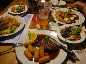 43 bazbo's dinner