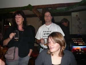 50 Billy's mommy, Bernard & Debbie