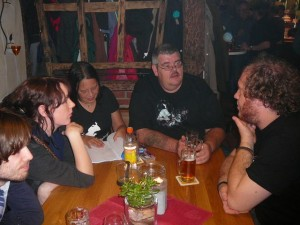 51 Jeroen, Anne, au3, HairZ & Billy